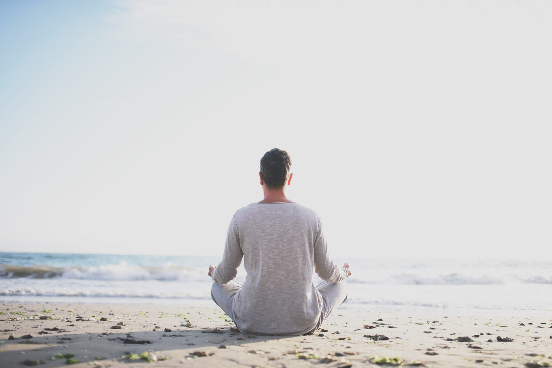 Meditation for healing and stress control to lead to the manifestation of better physical health